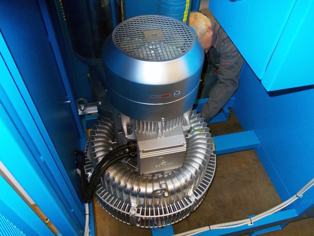 F100 C 25kW wersja specjalna