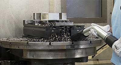 Rozwiązania dla obróbki matalu (CNC)