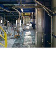 System transportu materiału oparty o rozwiązania pneumatyczne